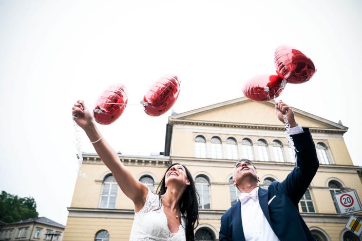 Hochzeitsfotograf für Coburg am Standesamt Coburg
